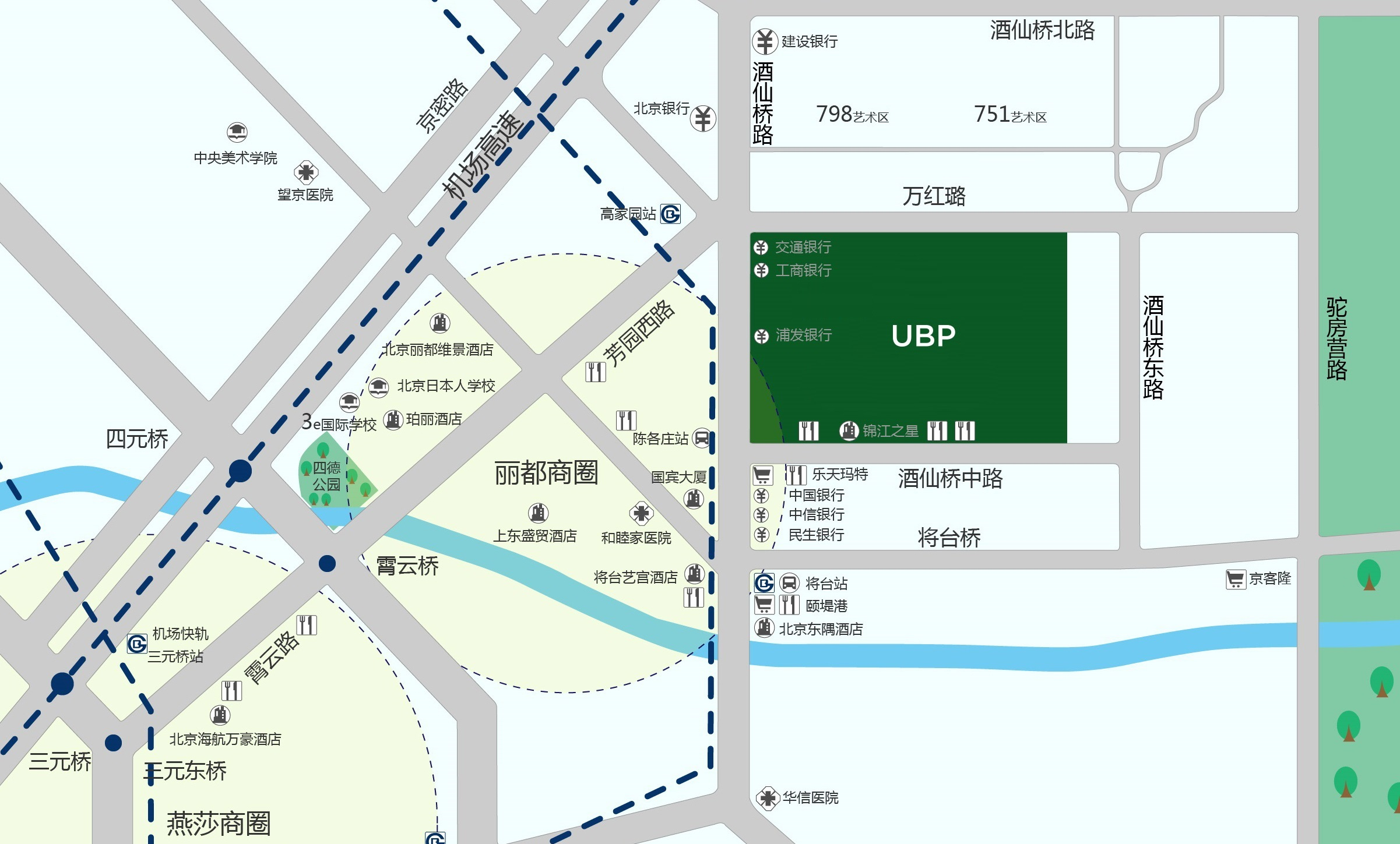 京东方恒通商务园