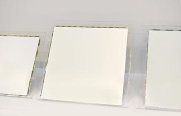 传感器,X射线探测器背板